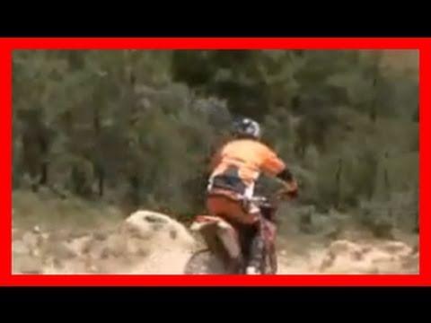 KTM EXC Enduro modelle 2008 offroad test ride