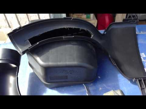 2012 TOYOTA CAMRY SE FREE AIR BOX MODIFICATION INCREASE MPG