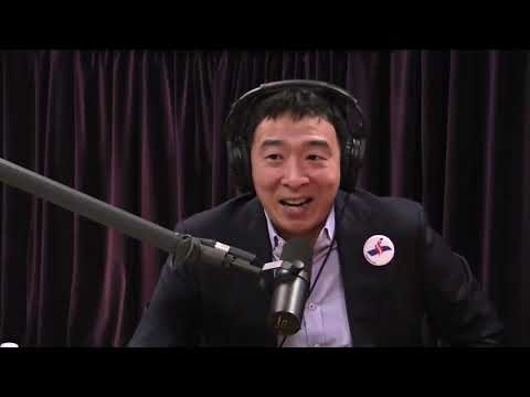 How Ubi Helps Local Communities – Andrew Yang – Joe Rogan