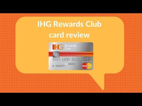 IHG Rewards Club Credit Card Review: 60k points + free annual night at ANY IHG hotel. Worth it?