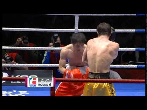Yerzhan Mussafirov vs Zhimin Wang - Day 1 - LightWeight - Individual Champs - WSB Season 1