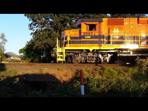 CORP Local Switcher # 2083 in Cottage Grove, OR