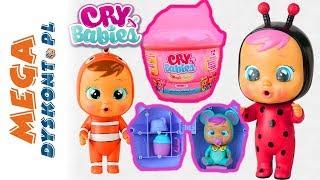 Cry Babies  Bobasy niespodzianki  TM Toys