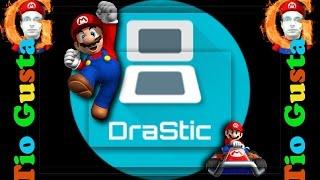 🔴Atenção:Emulador Drastic nintendo ds atualizou versão r2.5.0.3a (necessário root)