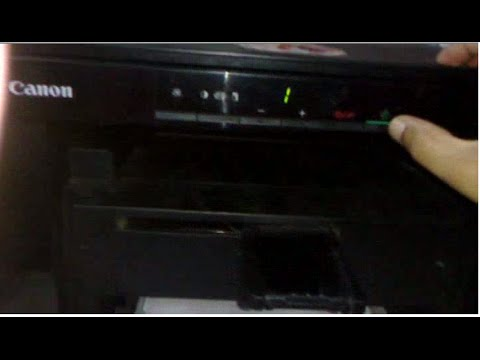 Инструкция принтера Canon Mf3010