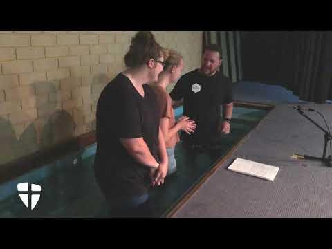 Kyla's BAPTISM 20 JAN 2019