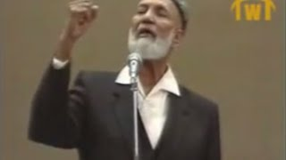 Christ in Islam - Very Nice Lecture (Sheikh Ahmed Deedat)