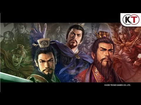 This exceptionally short trailer reminds us Romance of the Three Kingdoms XIV is coming
