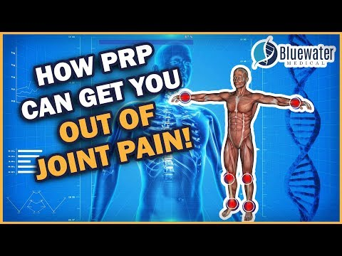 Platelet Rich Plasma Therapy: Avoid Joint Surgery And Eliminate Pain With PRP!