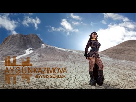 Aygün Kazımova - Heyy Gidi Günler 2017 (Official Music Video)