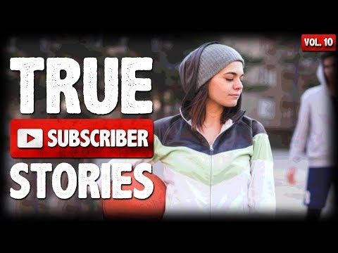 Playground Stalker Stories  | 10 True Creepy Subscriber Submission Horror Stories (Vol. 010)