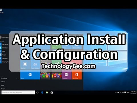 Application Installation & Configuration | CompTIA A+ 220-1002 | 1.7