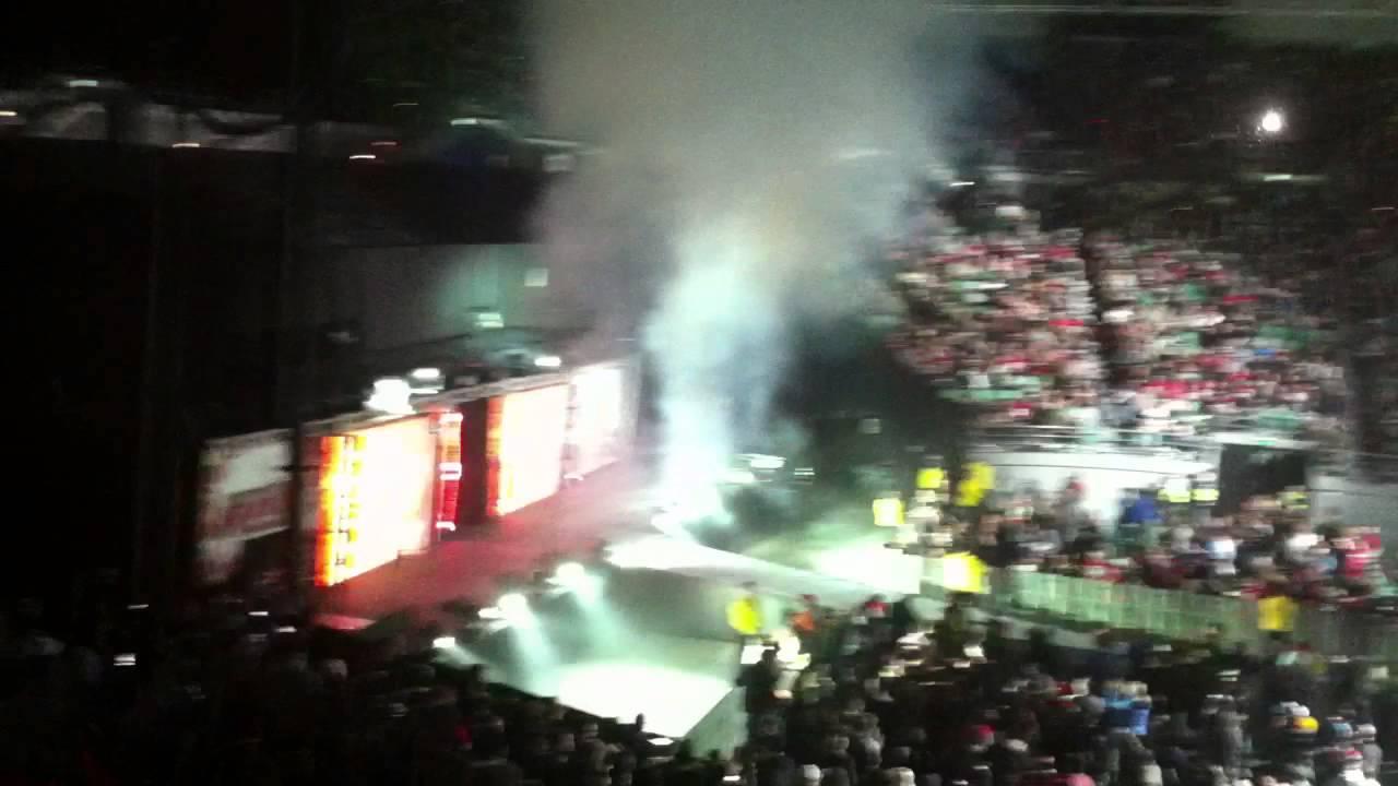 Rod laver arena seating rod laver arena floor plan - Wwe Raw World Tour 2011 Rod Laver Arena Melbourne