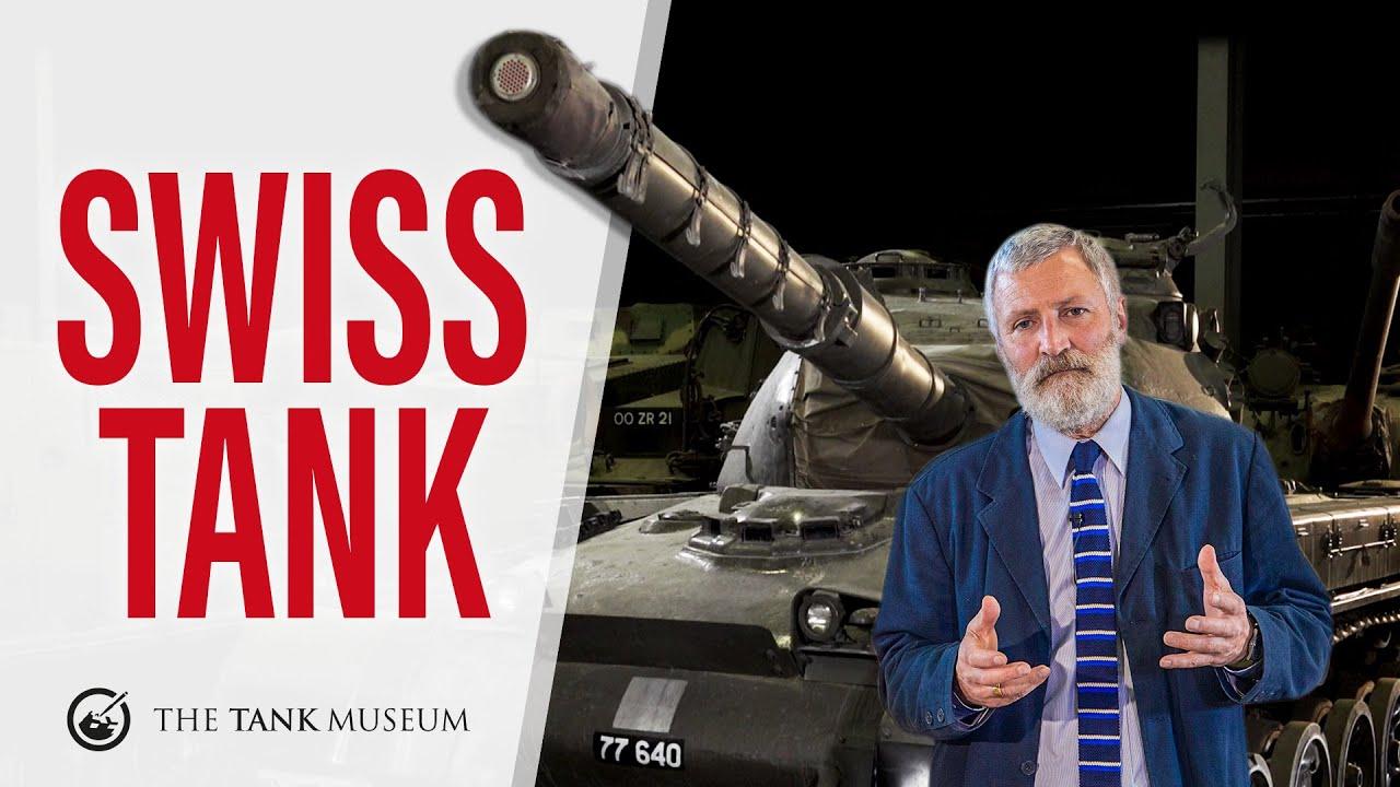 Tank Chats #128 | Panzer 61 | The Tank Museum