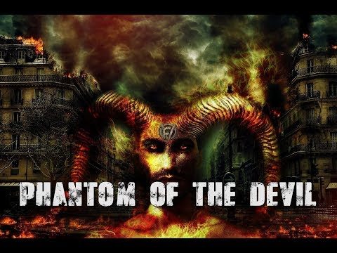 FIFTY VINC - PHANTOM OF THE DEVIL (DARK SPOOKY UNDERGROUND HIP HOP RAP BEAT)
