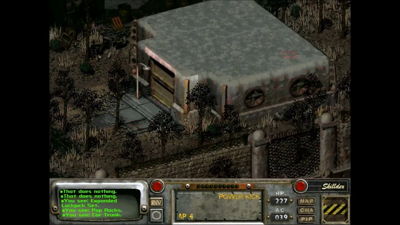 Let\'s Play Fallout 2: Restoration Project - 85 - EPA Surface - YouTube