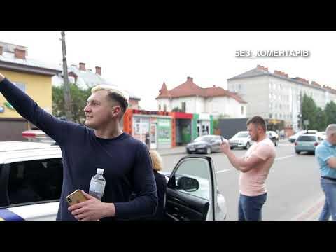 Стрілянина у Дрогобичі!