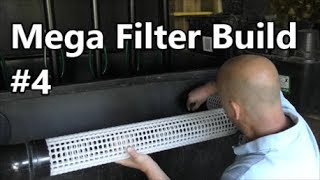 Building a HUGE Pond Filter - Part 4 - Moving Bed / Fluidized Media Chamber