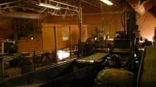 Saw Mill & Axe Handle Lathe - Making A Hickory Axe Handle!
