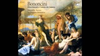 Giovanni Bononcini (1670-1747) Divertimenti Op.7