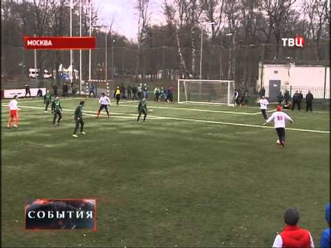 ТВ Центр. День футбола (ноябрь, 2013)
