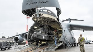 The Largest Aircraft in the U.S. Air Force • C-5M Super Galaxy