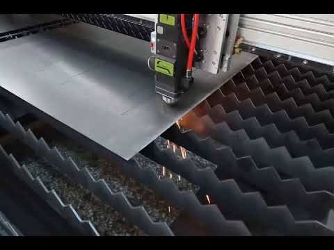 DIY fiber laser cutter with fiber laser kit from Reliable Laser