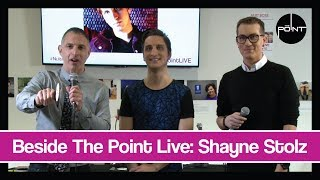 Beside The Point Live: Shayne Stolz