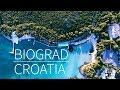 Biograd na moru in 4k   Croatia