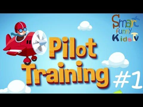 Pillot Training   fly through   snow   desert   greenland   gameplay   smart funny kids   tv   #1