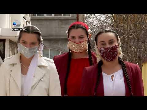 Asta-i Romania(11.04.2021) - Tristete mare in comunitatile de romi! La ce buna bogatia daca o...