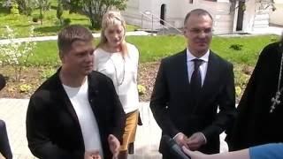 Первый экобокс в Сергиевом Посаде