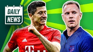 Hat ter Stegen eine Chance auf den Ballon d'Or? Die Champions League ist zurück!