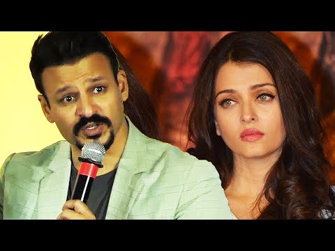 OMG! Heartbroken Vivek Oberoi Attacks Aishwarya Says She Is Plastic