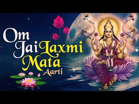 Om Jai Laxmi Mata Aarti by Usha Mangeshkar ( Laxmi Aarti Full Song )