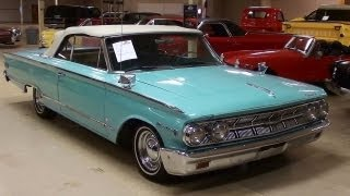 1963 Mercury Monterey Convertible 390 V8