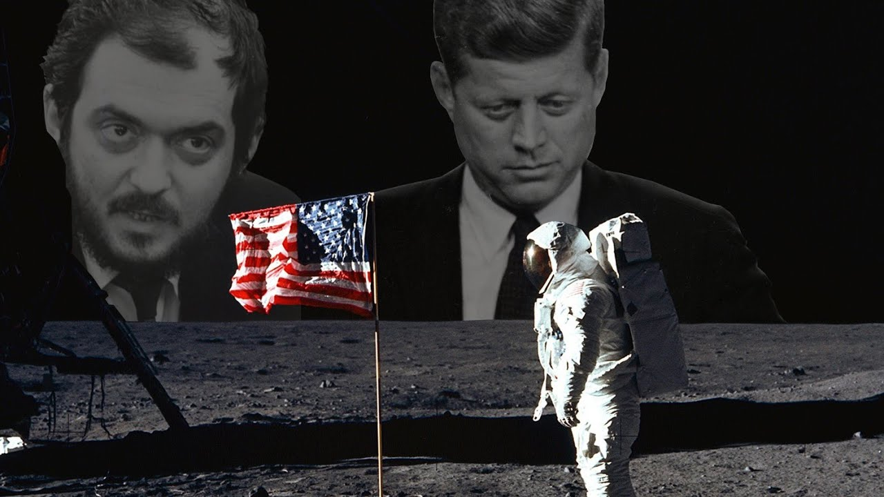 Faking the Moon Landing - Stanley Kubrick & NASA's Noble ...