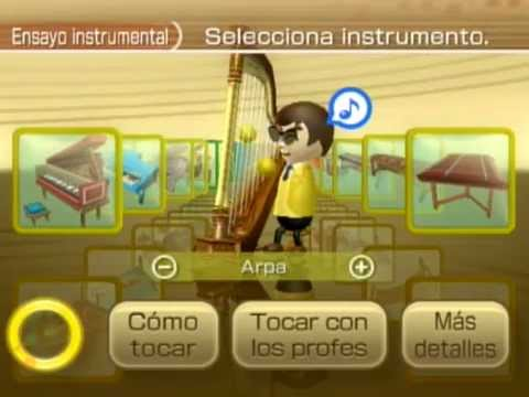 Wii Music - All Instruments
