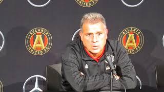 Free Kick: Atlanta United Tata Martino post-Philadelphia presser 6.2.18