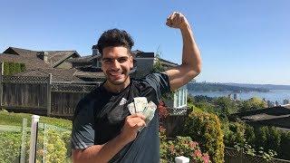 I WON LOGAN PAULS 1000$ CONTEST!!
