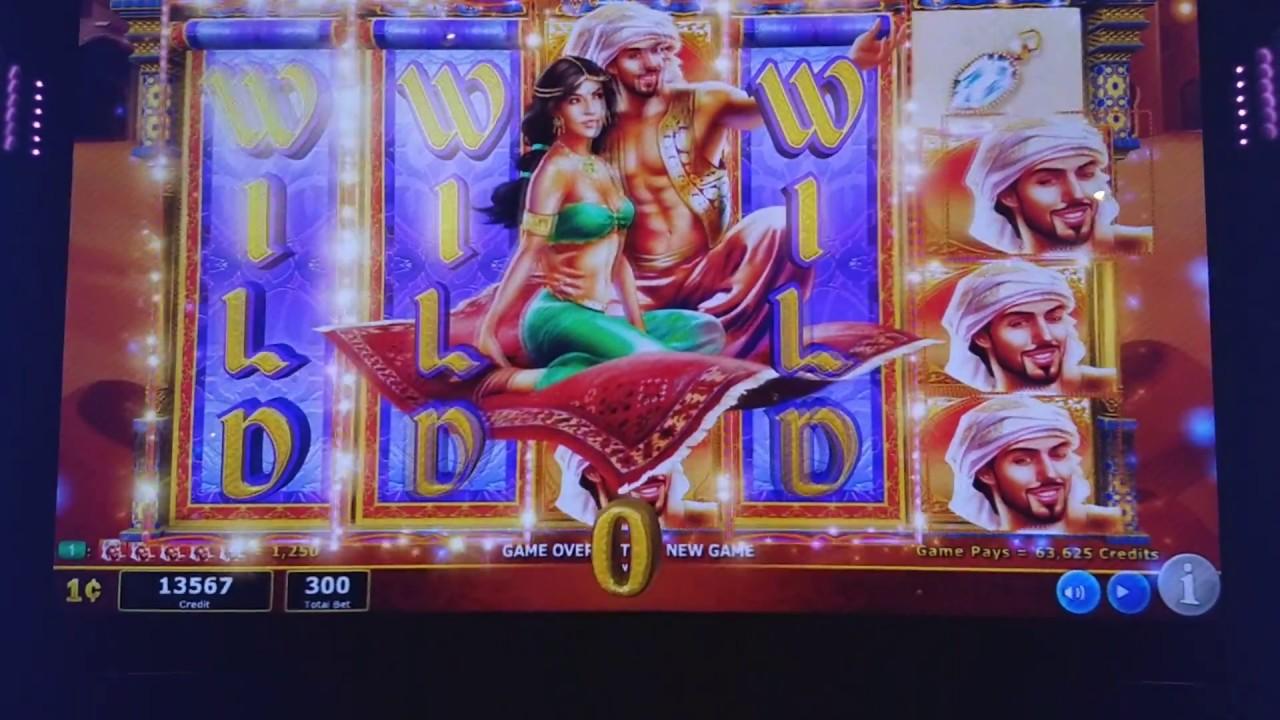 Aladin Slots