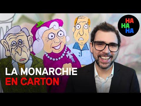 L'actualité en carton épisode #1 - La monarchie