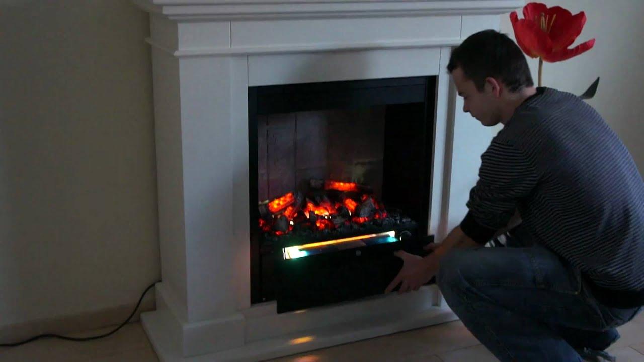 elektrokamin garvens beschreibung des wasserdampffeuer. Black Bedroom Furniture Sets. Home Design Ideas