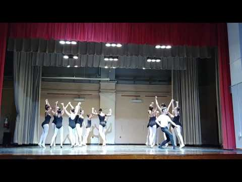 Agnessa Dance 3 Brooklyn Ballet 2017. David Fernandez teacher.