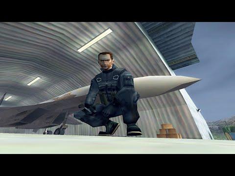IGI 1 Mission 3 Militery Airbase