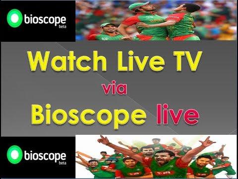 Bioscope Live com-Watch Live Cricket