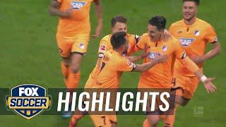 Video Gol Pertandingan Werder Bremen vs Hoffenheim