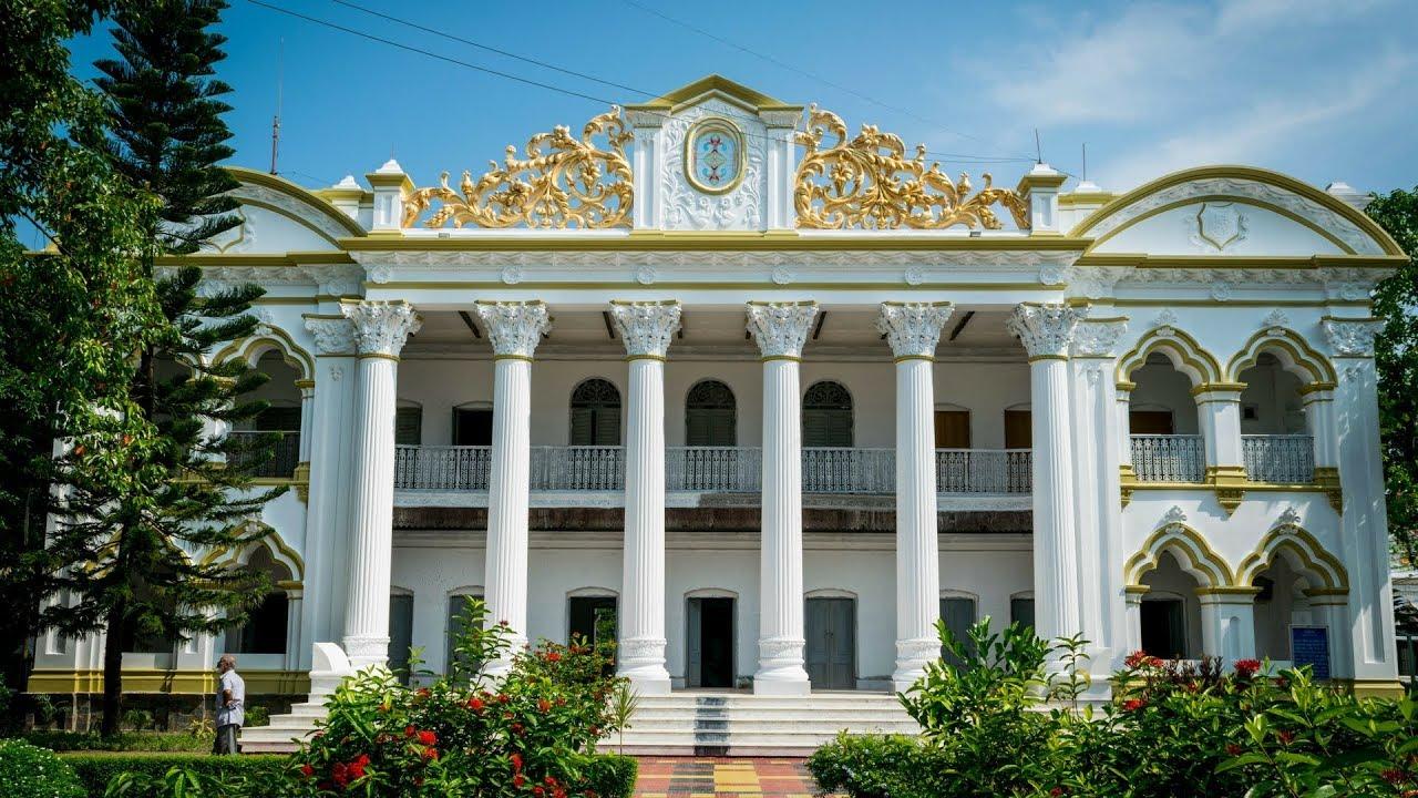 মহেরা জমিদার বাড়ি, টাঙ্গাইল । Mohera Jamidar Bari, Tangail. - YouTube