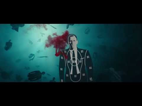 James Bond 007  Skyfall opening credits