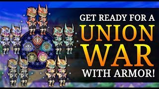 Khux Weekly Updates - Be In KH3! Union Armor is Here!